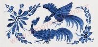 ptáci dekor