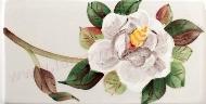 bílá růže dekor